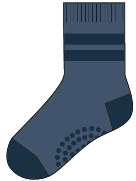 NMMDAVYIM TERRY SOCK