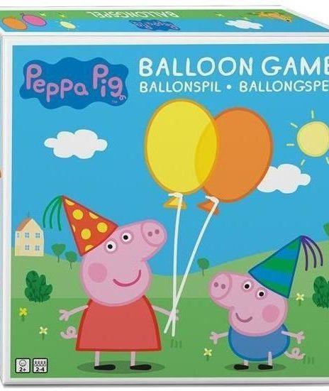 PEPPA PIG BALLONGSPILL