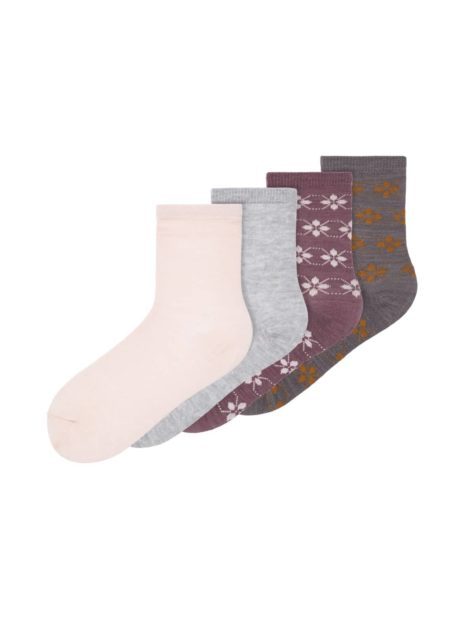 NKFWAK WOOL 4PACK SOCK