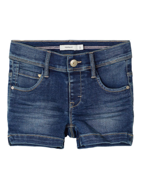 NMFSALLI DENIM SHORTS