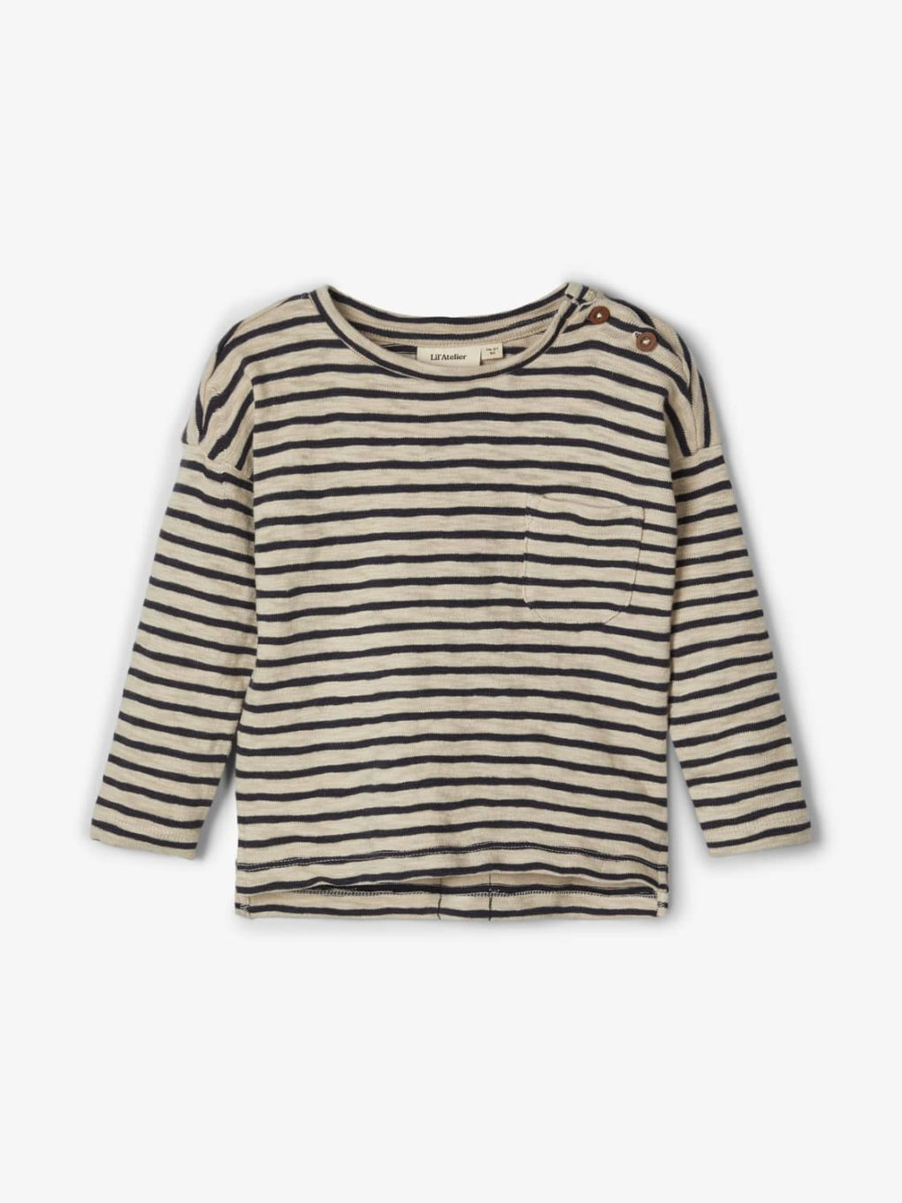 LIL`ATELIER NMMTEDDY LOOSE TOP
