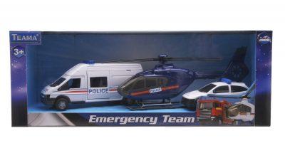 TEAMA – EMERGENCY TEAM – 2 ASS.