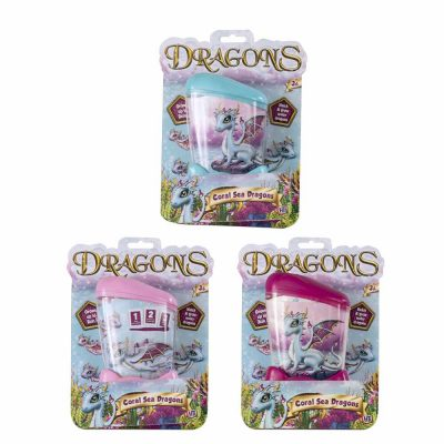 DRAGONS – VOKSEEGG DRAGE