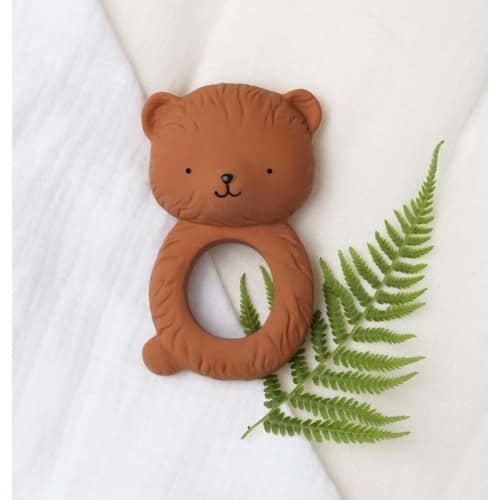 ALLC -Teething ring: Bear