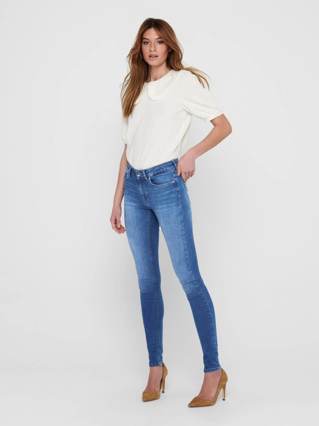 ONLBLUSH LIFE SKINNY JEANS NOOS