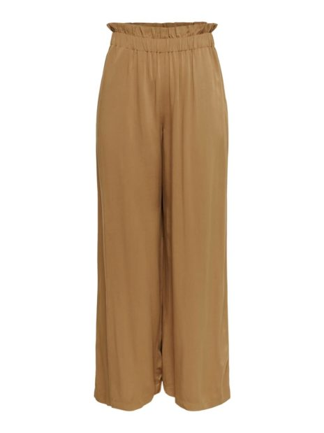 ONLCALY HW PAPERBAG WIDE PANT