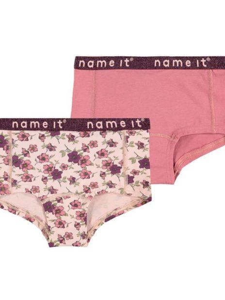 NKFHIPSTER 2P DECO ROSE FLOWER NOOS