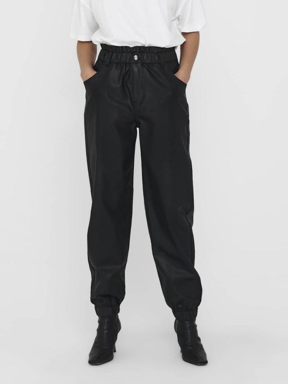 ONLOVA-LEX COATED PANT